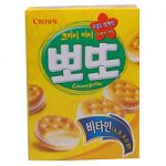 Bánh Quy Butter Cream Crown 161g