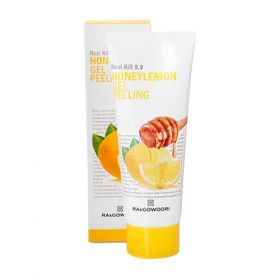 tay-te-bao-chet-mat-ong-chanh-honey-lemon-gel-peeling-ra-and-gowoori-160ml